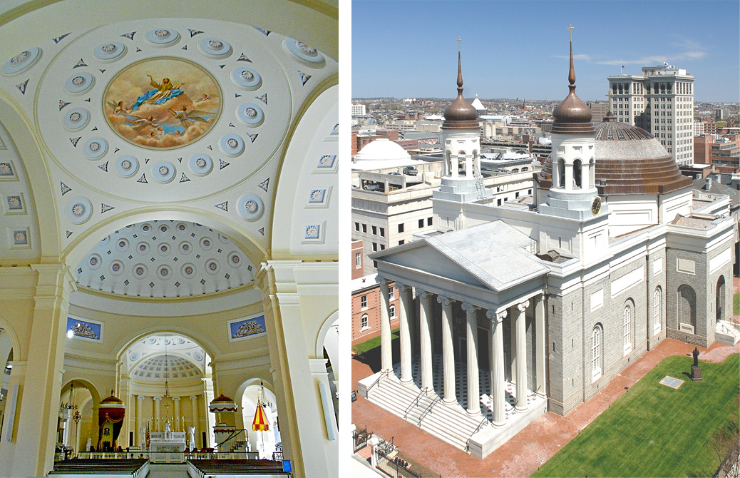 Cleansing Fire Church Architecture Styles Neoclassicism