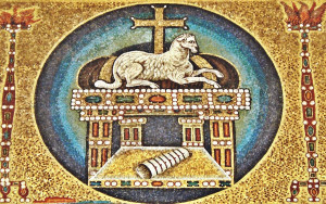 unknown-artist-agnus-dei-lamb-of-god-basilica-dei-santi-cosma-e-damiano-roma-italy-7th-century
